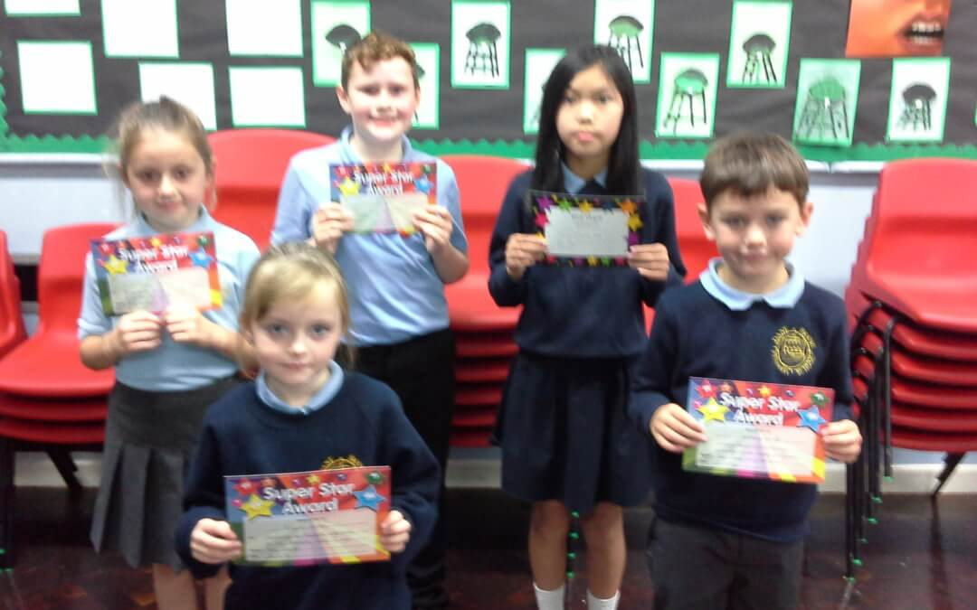 Friday Certificates 21.09.18