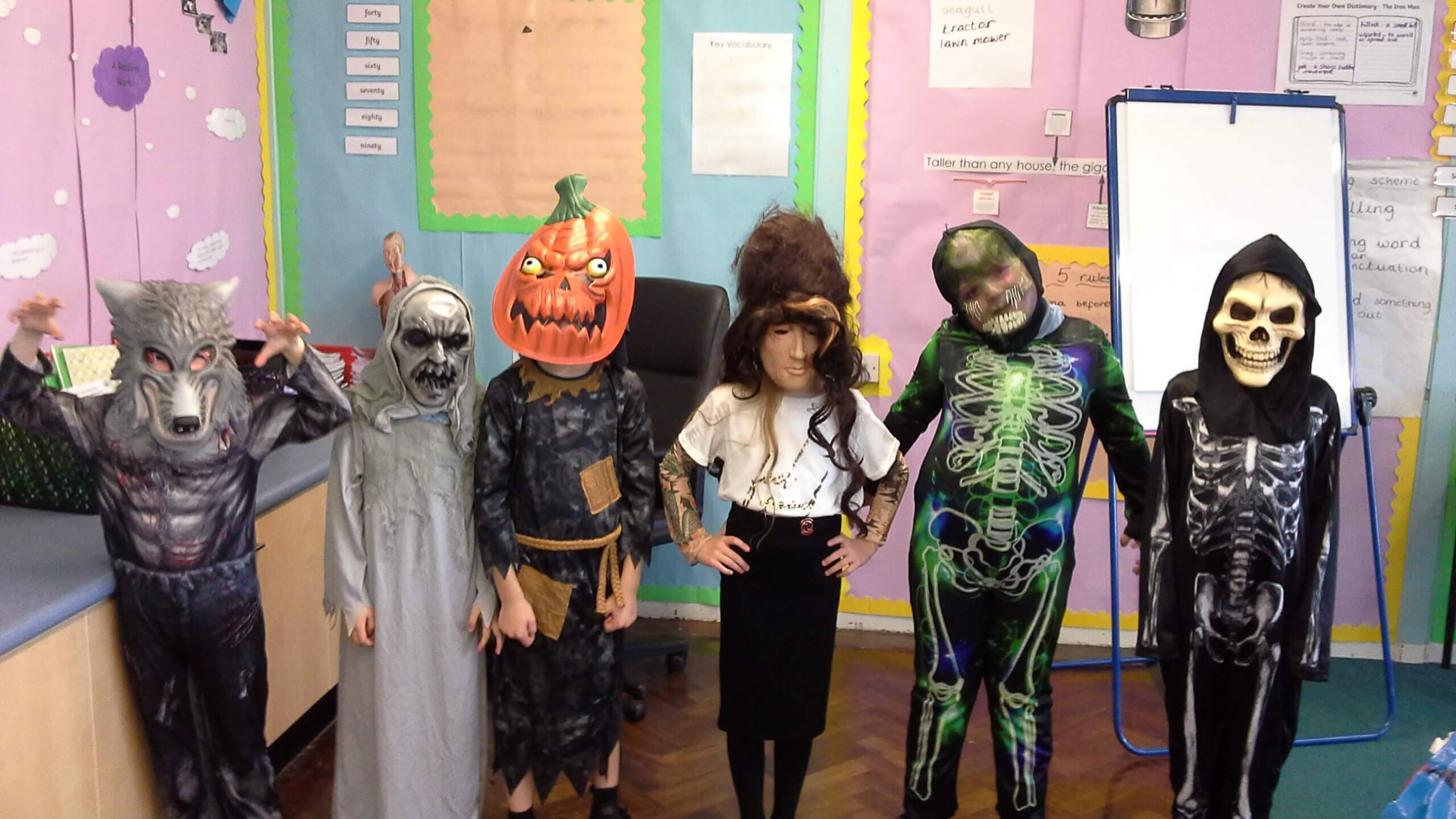 halloween disco | dane bank primary school