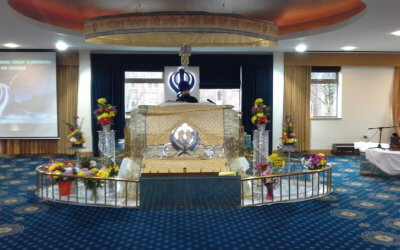 Sikh Temple Visit Year 5 and 2