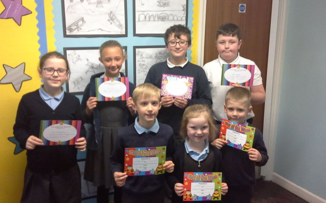 Friday Certificates!
