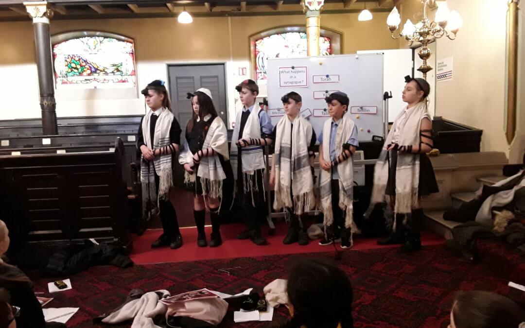 Year 6 Jewish Museum Trip