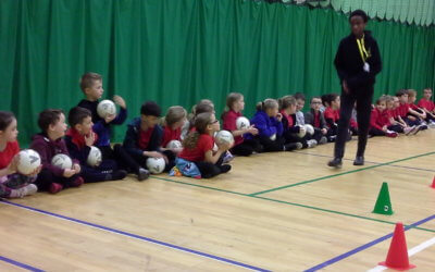 Year 2 Inspirational Day at DCC