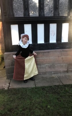 A trip to the Tudor times