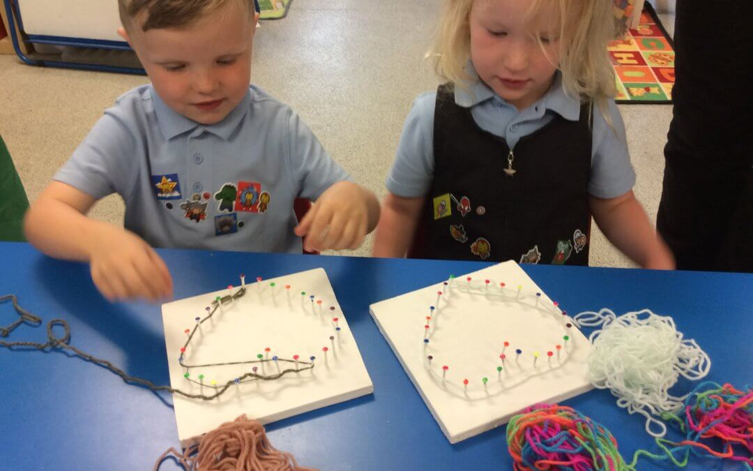 Being Creative with Wool