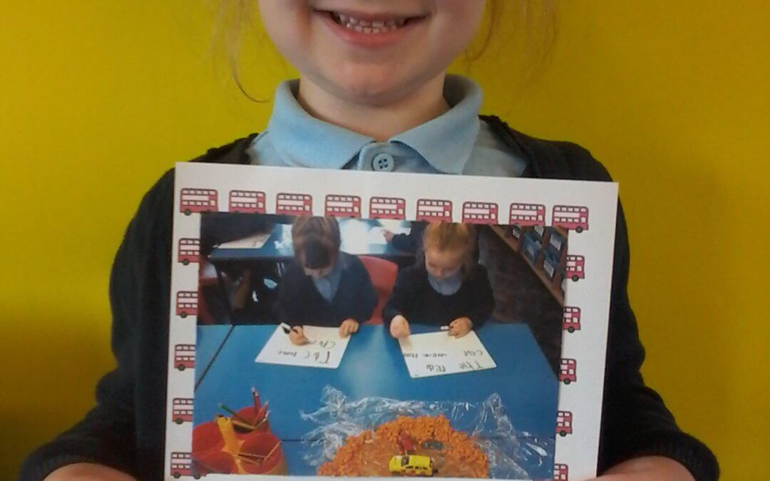 Year 1- English 'The Naughty Bus' (Autumn 1)
