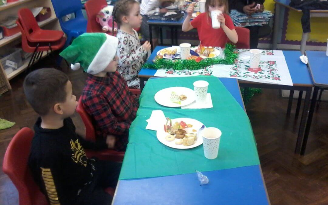 Year 1 Christmas Party