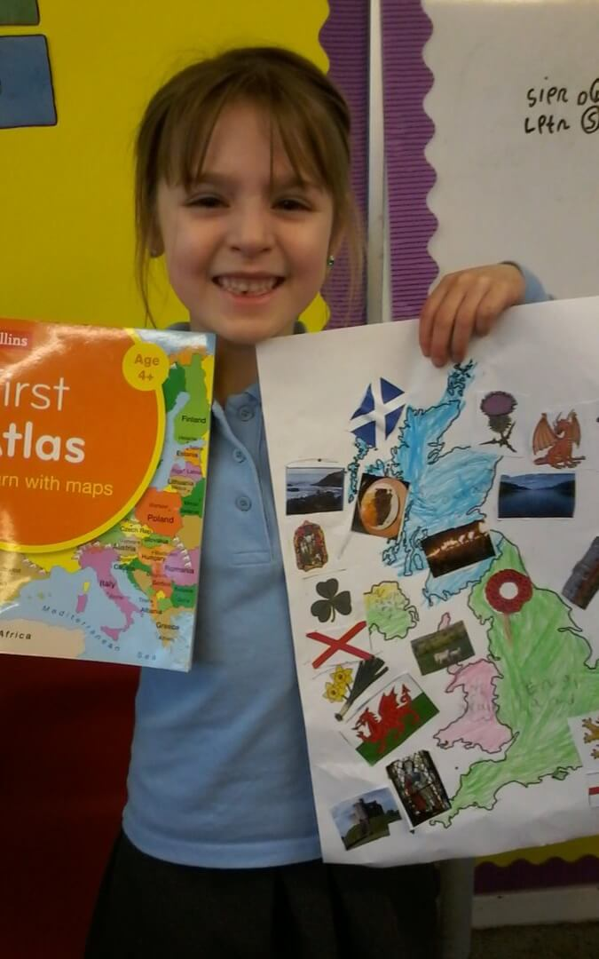 Year 1 Geography and Science
