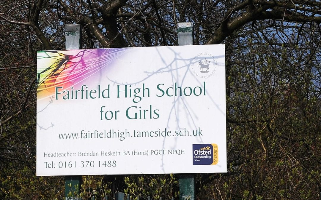 Fairfield High School Transition
