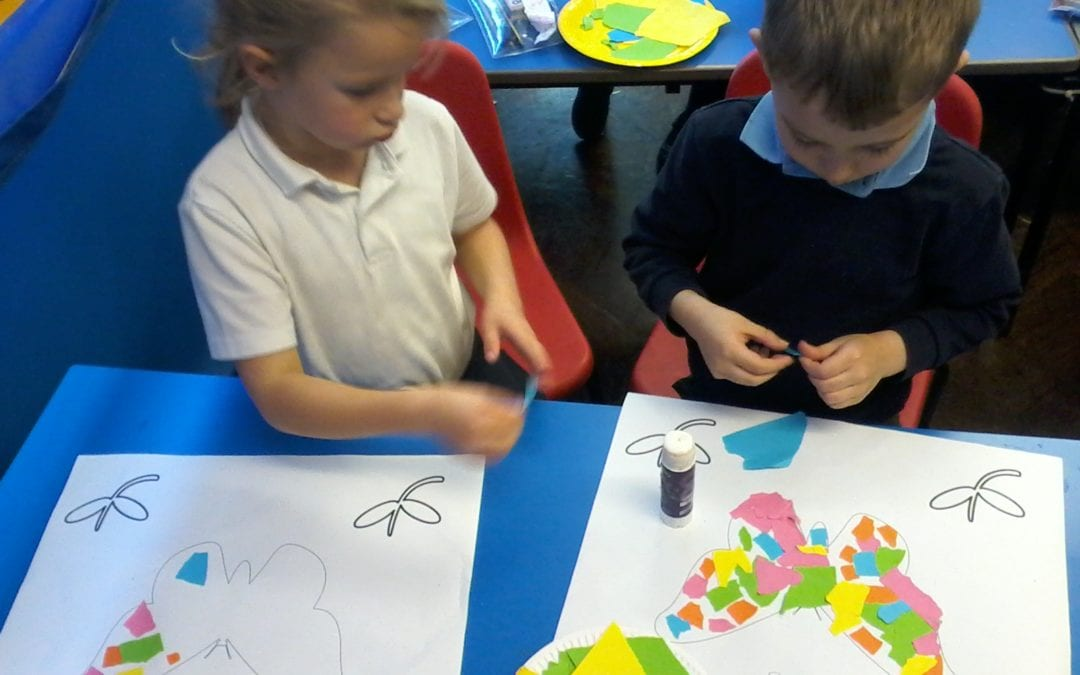 Year 1 Art and Computing
