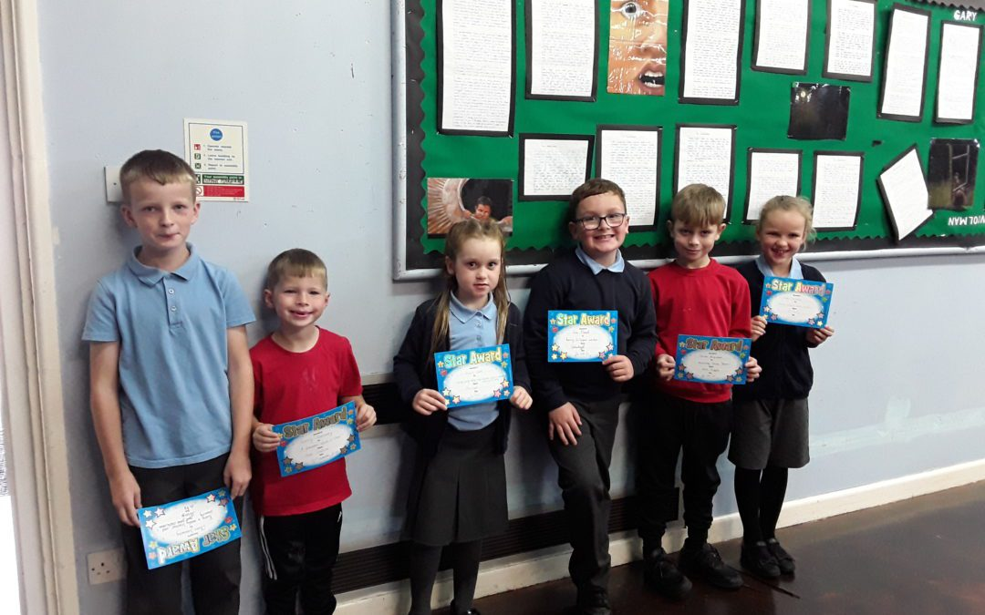 Friday Certificates 24.9.2021