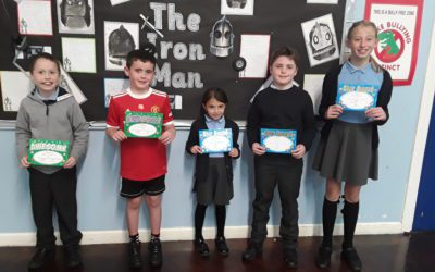 Friday Certificates 1.10.2021