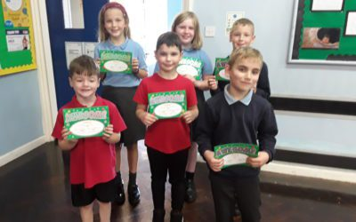 Friday Certificates 8.10.2021